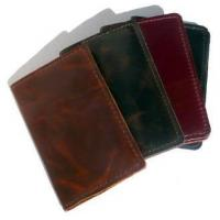 Buy cheap Leather Bible Cover - Medium (fits up to 6