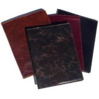 Buy cheap Leather Bible Cover - Large (fits up to 7