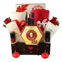 Buy cheap Love Senses  Luxury Spa & Care Gift Basket from wholesalers