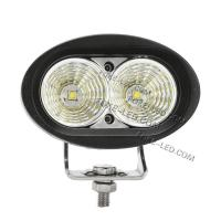 4inch 20W auto flood beam led worklight / car led lamp Manufactures