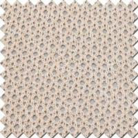 Wholesale HR84018 polyester-cottonblended cutout hexagonal wire netting mesh knitted fabric from china suppliers