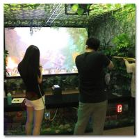 Buy cheap Shooting Hero Multiplayer Shooting Games Machine with Gun Hunting from wholesalers