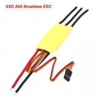 Buy cheap XXD 20A Brushless Motor Speed Control ESC For RC Model from wholesalers