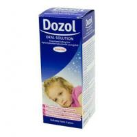 Wholesale Dozol Sugar Free Oral Solution 100ml with Dosing Syringe from china suppliers