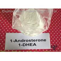 Buy cheap Fat Loss Prohormones 1 Dhea Powder , 1 Andro Prohormone For Lean Muscle 76822-24-7 from wholesalers