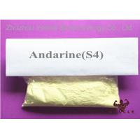 Wholesale Light Yellow SARMS Raw Powder Andarine S4 SARMS For Bodybuilding CAS 401900-40-1 from china suppliers