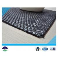 Buy cheap ISO9001 PP Woven Geotextile Fabric , Geotextile Driveway Fabric With 874gsm Unit Mass from wholesalers