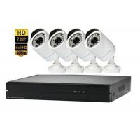 Buy cheap 720P IR Waterproof IP Camera NVR Kit POE Home Camera Security System Linux OS from wholesalers