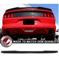 Buy cheap 2015-17 Mustang Coupe Type H High Kick back V Wing Paint Ready Primer (Paint Options) from wholesalers