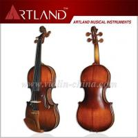 Buy cheap Bow Stringed Instruments Antique Style Student Violin (GV103H) from wholesalers