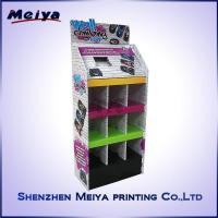 Wholesale Carton Advertising Cardboard Floor Display Stands For Computer Mouse And Keyboard from china suppliers