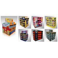Buy cheap Portable Corrugated Half Pallet Cardboard Display Rack For Hand Wash from wholesalers