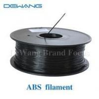 Wholesale Black 3.0mm ABS Filament 1kg/2.2lb for RepRap,Makerbot, Ultimaker 3D Printer from china suppliers