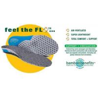 CIRCUFLO Odor Absorbing MASSAGE Support Insoles Manufactures