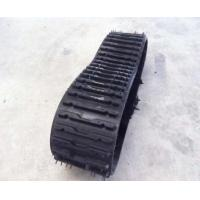 Parts of Snow Machine-Rubber Tracks Manufactures