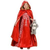 Buy cheap Child Halloween Costumes Red Riding Hood Princess Costume from wholesalers