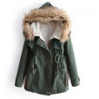 Buy cheap Winter padded And long sections coat from wholesalers