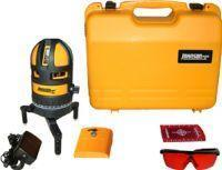 Buy cheap Johnson Level Self-Leveling Quad Line Laser Level with Pulse from wholesalers