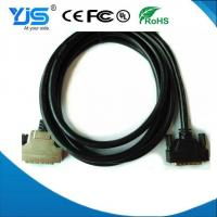 Half Pitch 50 Way Centronics SCSI Cable Intermec CN50 CN51 Wire Assembly Factory