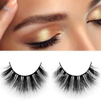 Buy cheap 3D Lashes 3D best mink eye lashes are the semi permanent lashes ES13 from wholesalers