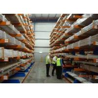 Buy cheap Customized Industrial Cantilever Racks For Lumber/ Timber / Pipe / Tube Storage from wholesalers