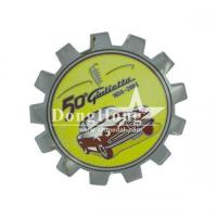 Buy cheap Metal Promotional Gifts Car Emblem from wholesalers