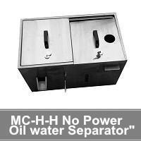 Buy cheap Industrial Oil Skimmer No Power Oil water Separator from wholesalers