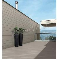 Buy cheap Seven Trust synthetic wood outdoor bar top wall panel from wholesalers