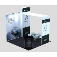 Buy cheap Event exhibition custom trade show booth from wholesalers