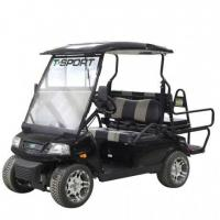 Buy cheap Electric sight-seeing Cars Fashion Design Car 4WD Electric Motor Golf Cart from wholesalers