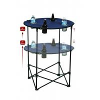 Buy cheap Picnic Plus Portable Tailgate Scrimmage Table, Navy from wholesalers