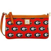 Buy cheap Women's Dooney & Bourke Red Georgia Bulldogs Wristlet from wholesalers