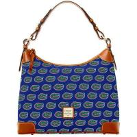 Buy cheap Women's Dooney & Bourke Blue Florida Gators Team Color Hobo Purse from wholesalers