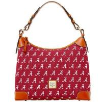 Buy cheap Women's Dooney & Bourke Crimson Alabama Crimson Tide Team Color Hobo Purse from wholesalers