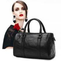 Wholesale Portable Crossbody Messenger Fashion Ladies HandBags With Anti Scratch Leather from china suppliers