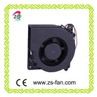 Buy cheap 120x120x32mm 12V 24V dc blower fan motor replacement from wholesalers