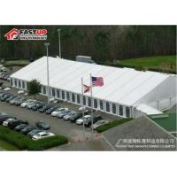 Buy cheap High End Luxury Wedding Tents With Decoration And Wooden Flooring System from wholesalers