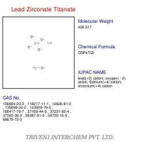 Wholesale Lead Zirconate Titanate from china suppliers