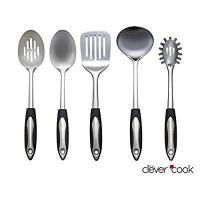 Buy cheap Clever Cook Stainless Steel Set of Kitchen Utensils by Clever Cook from wholesalers