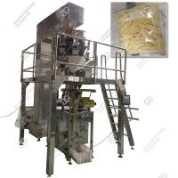 Buy cheap Ten Scale Potato Chips Packing Machine|French Fries Packaging Machine from wholesalers