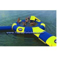 Buy cheap Inflatable Games Water Trampoline from wholesalers