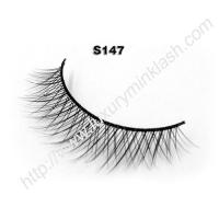 Wholesale Hot Selling Natural mink lashes S147 from china suppliers