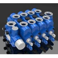 Buy cheap Engineering Multi Way Hydraulic Directional Control Valve 4GCJX-G12L from wholesalers