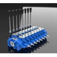 Buy cheap Hydraulic Relief Combined Spool Directional Control Valve HCD6 from wholesalers