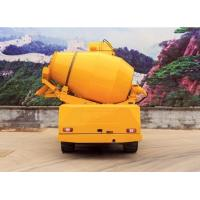 China Fully Automated Mobile Truck Mounted Concrete Mixers Concrete Truck on sale