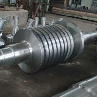 China Turbine Rotor Is the Rotating Part of the Turbine on sale