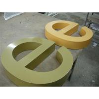 Wholesale Painting color stainless steel letters 18 from china suppliers