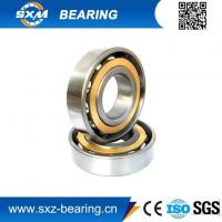 Angular contact ball bearing, 7207CTYSULP4 high speed precision machine tool spindle Manufactures