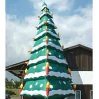 Buy cheap Inflatable Christmas tree with led,inflatable Christmas decoration with led from wholesalers
