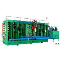 Jaw Pre-vulcanizing Press For Tread Rubber Manufactures